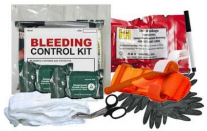 Intermediate - Stop the Bleed Kit